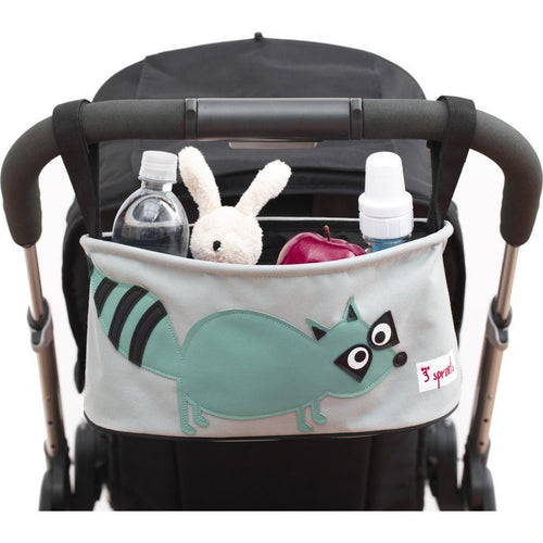 Raccoon Stroller Organiser - souzu.co.uk