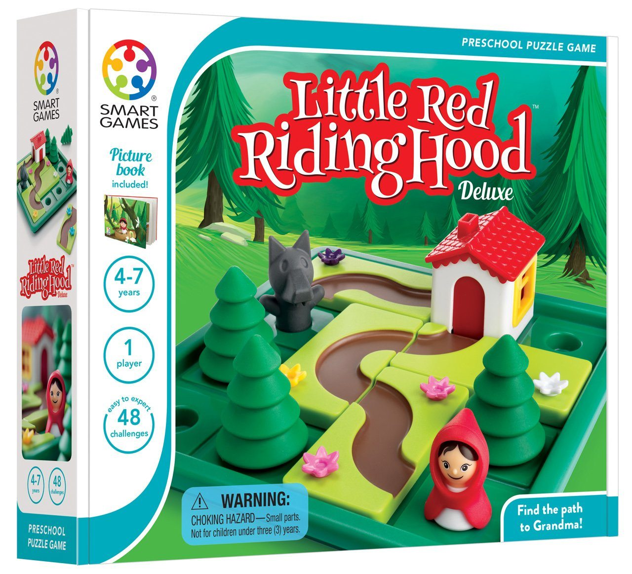 Little Red Riding Hood - souzu.co.uk