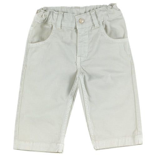 Stone Cut-Off Trousers - souzu.co.uk