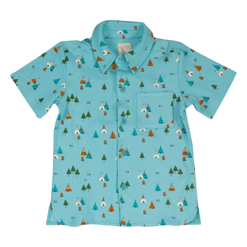 Teepee Shirt - souzu.co.uk