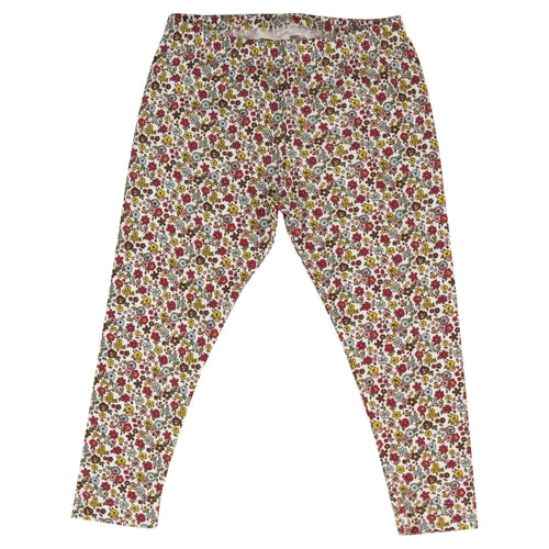 Ditsy Print Leggings - souzu.co.uk