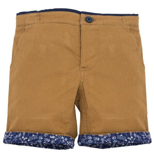 Tobacco Shorts - souzu.co.uk