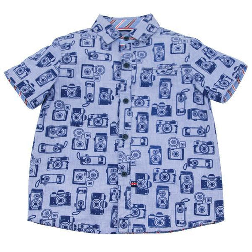 Camera Shirt - souzu.co.uk