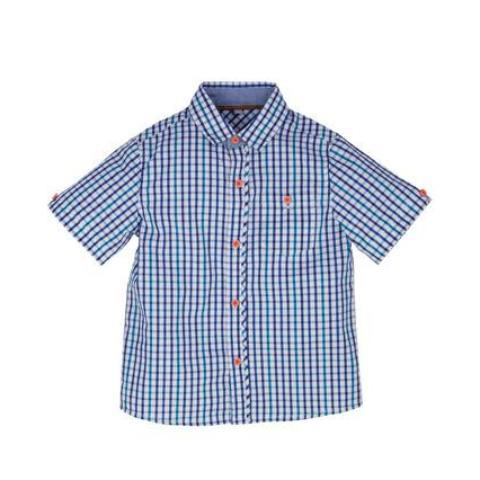 Gingham Shirt - souzu.co.uk