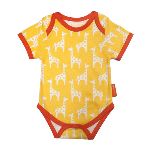 Baby Giraffe Top - Pack of 2 - souzu.co.uk