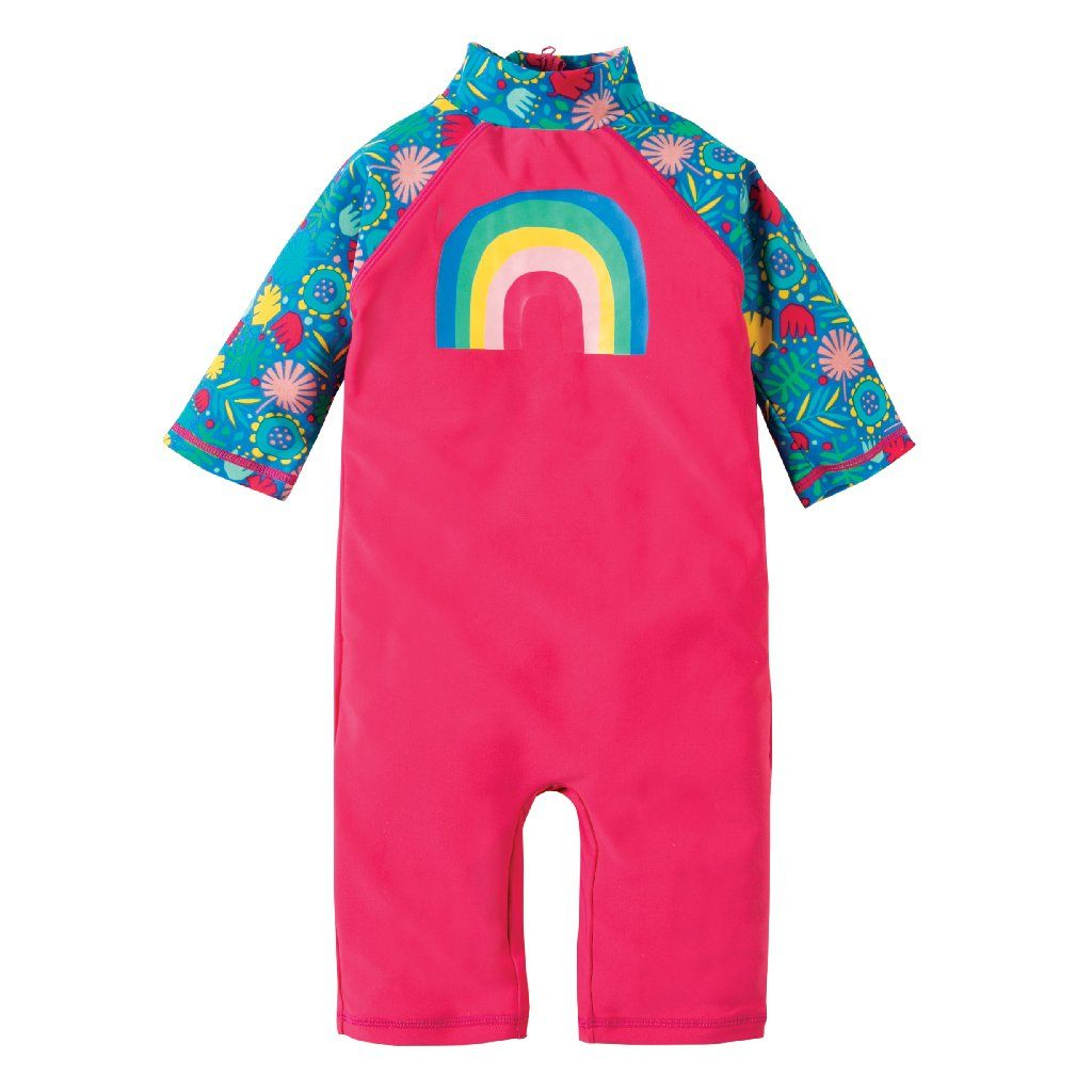 c07fb02ead Frugi Rainbow Sun Safe Suit