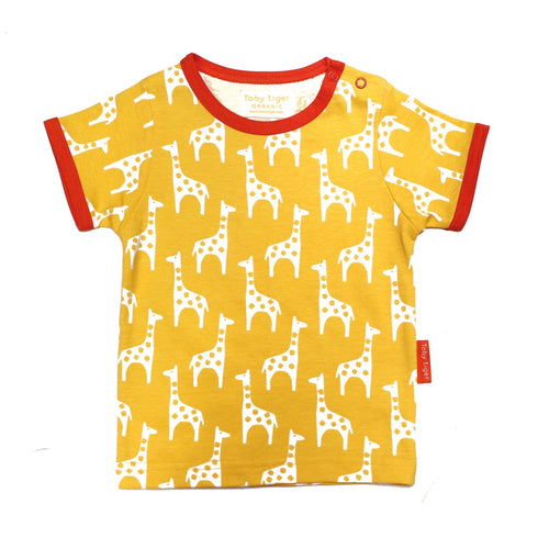 Giraffe Top - Pack of 2