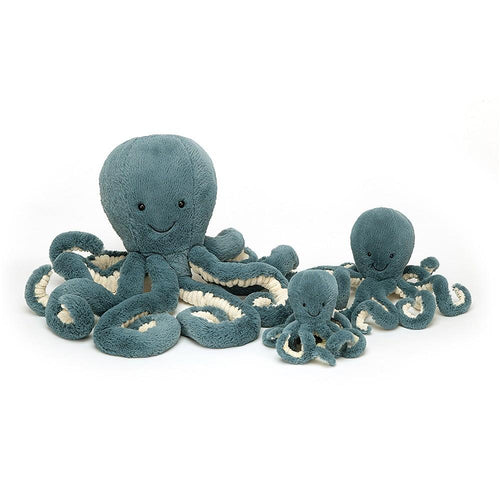 Storm Octopus - souzu.co.uk