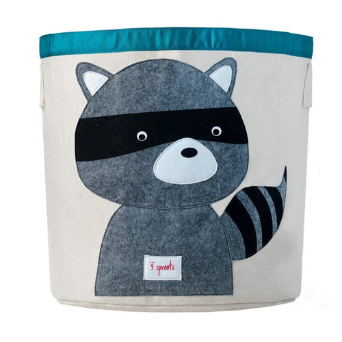 Raccoon Storage Bin - souzu.co.uk