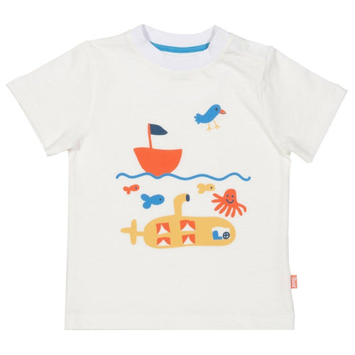 Ocean T-Shirt - souzu.co.uk