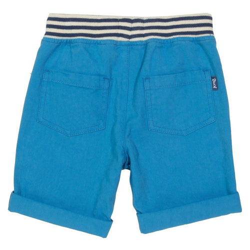 Mini Yacht Shorts Azure