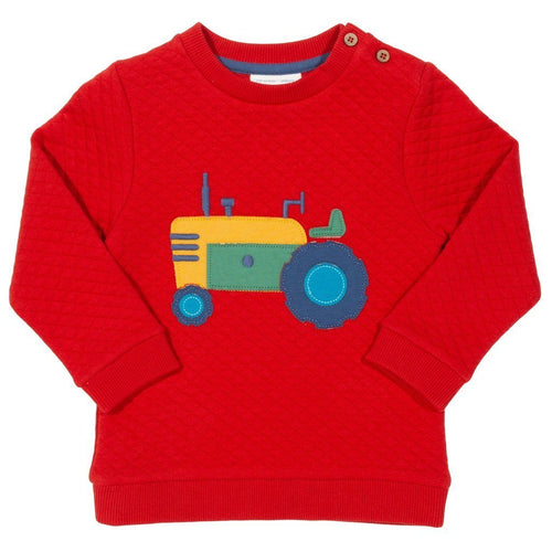 Tractor Sweatshirt - souzu.co.uk