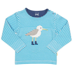 Sandpiper T-Shirt - souzu.co.uk