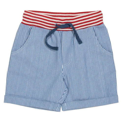 Mini Ticking Shorts - souzu.co.uk