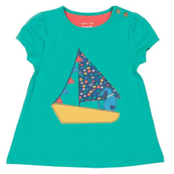 Sailing pup tunic - souzu.co.uk
