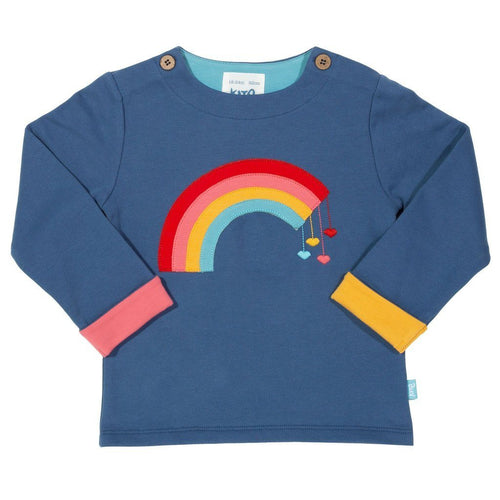 Rainbow Sweatshirt - souzu.co.uk