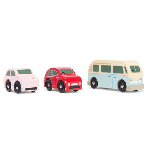 Retro Metro Car Set - souzu.co.uk