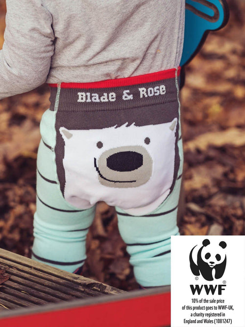 Polar Bear Leggings WWF