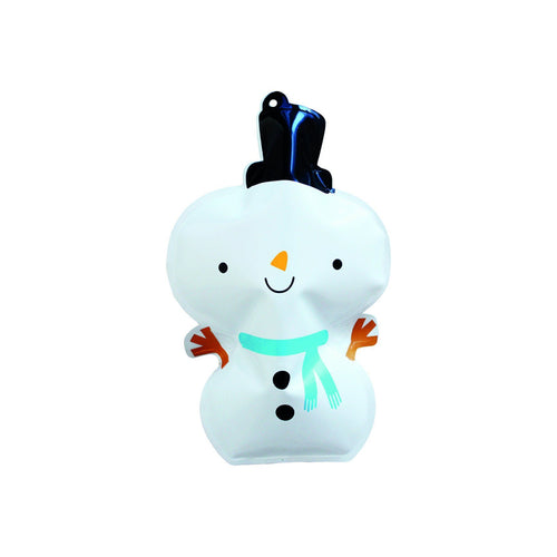 Inflated Snowman - souzu.co.uk