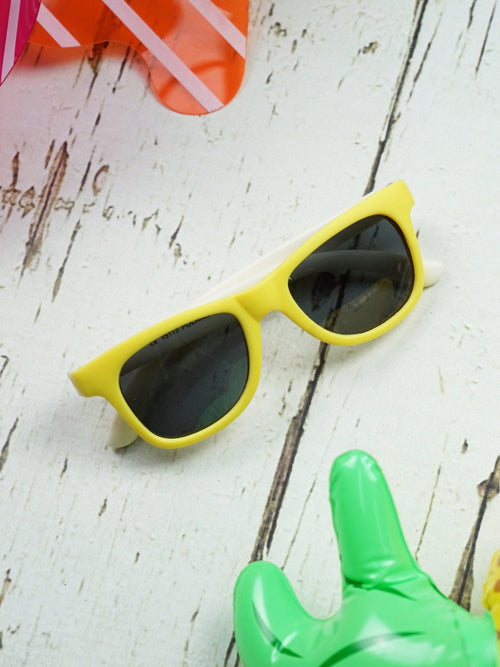Sunglasses Yellow and Milk - souzu.co.uk