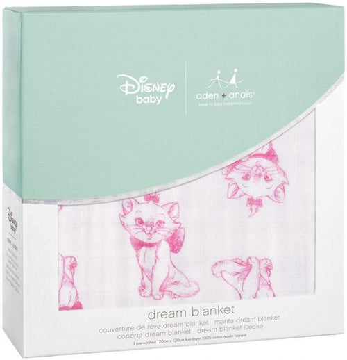 Aristocat Disney Baby Dream Blanket - souzu.co.uk