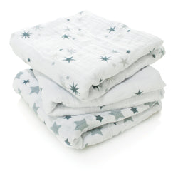 Twinkle Muslin Pack of 3 - souzu.co.uk