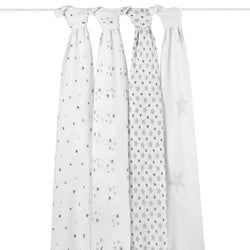 Twinkle Swaddle Pack of 4 - souzu.co.uk