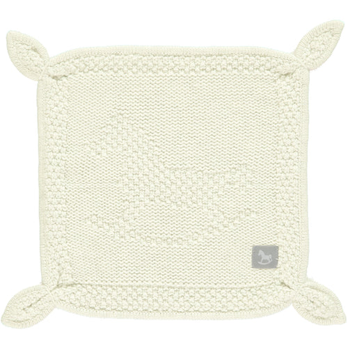 Rocking Horse Blankie - Cream - souzu.co.uk