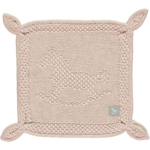 Rocking Horse Blankie - Pink - souzu.co.uk