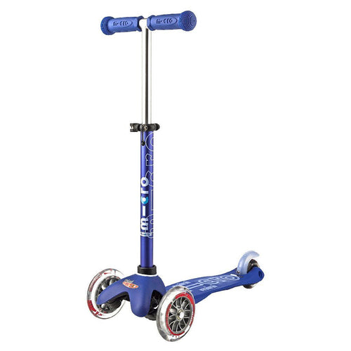 Mini Micro Deluxe Scooter - Blue