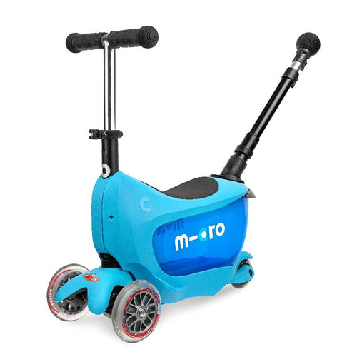 Mini 2 Go Deluxe - Blue