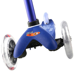 Mini Micro Deluxe Scooter - Blue - souzu.co.uk