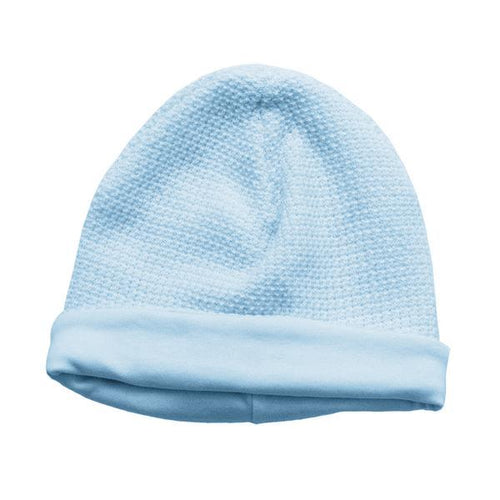 Blue Honey Bear Hat - souzu.co.uk