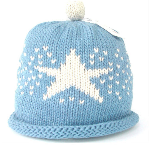Star Blue Hat - souzu.co.uk