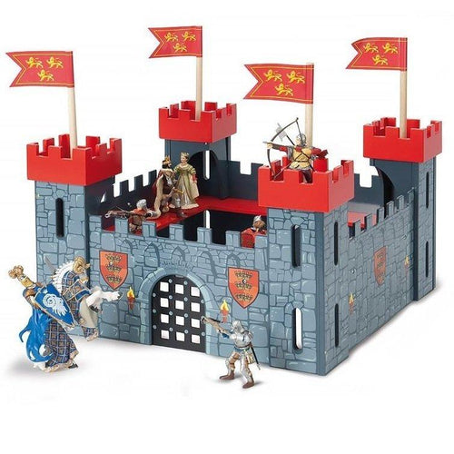 My First Red Castle