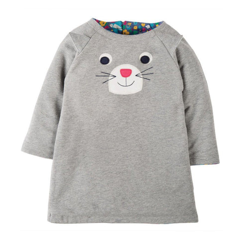 Peek A Boo Cat Dress - souzu.co.uk