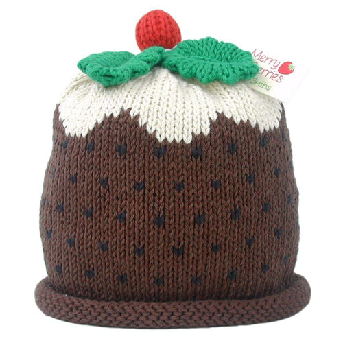 Christmas Pudding Hat - souzu.co.uk