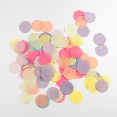 Pastel Confetti - souzu.co.uk