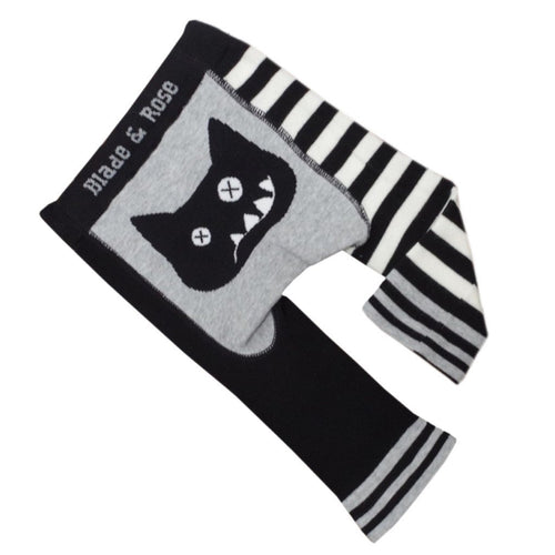 Crazy Cat Leggings - souzu.co.uk
