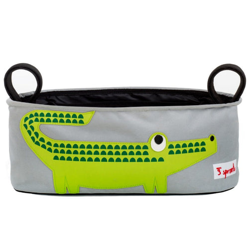 Crocodile Stroller Organiser - souzu.co.uk