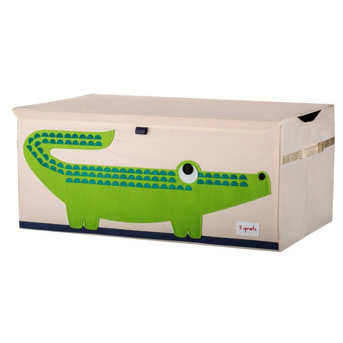 Crocodile Toy Chest - souzu.co.uk