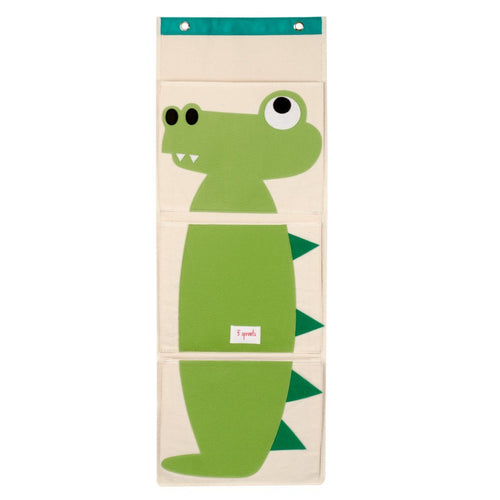 Crocodile Wall Organiser - souzu.co.uk