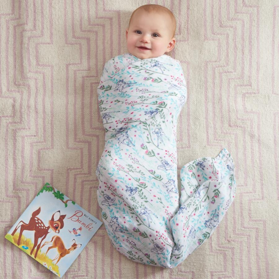 Bambi Swaddles - Pack of 4