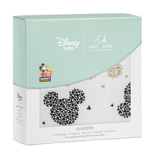 Mickey Mouse 90th Celebration Single Swaddle