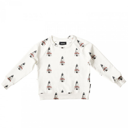 Rocket Sweater - souzu.co.uk