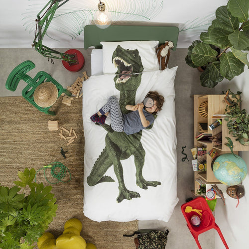 T-Rex Duvet Cover & Pillow Case