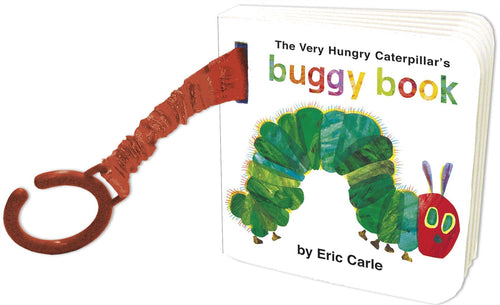 The Very Hungry Caterpillar Buggy Buddy Book - souzu.co.uk