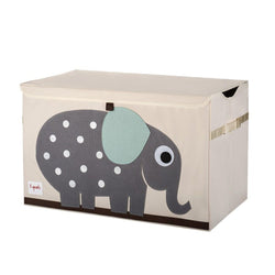 Elephant Toy Chest - souzu.co.uk