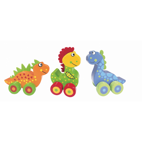 First Dinosaur Vehicles
