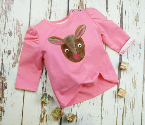 Fluffy Deer Top - souzu.co.uk